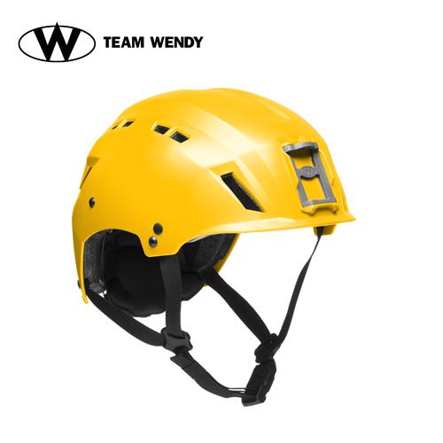 TEAM WENDY (チームウェンディ) ヘルメット本体 EXFIL SAR BACKCOUNTRY NO RAILS Yellow (82N-YL) サバゲー 装備