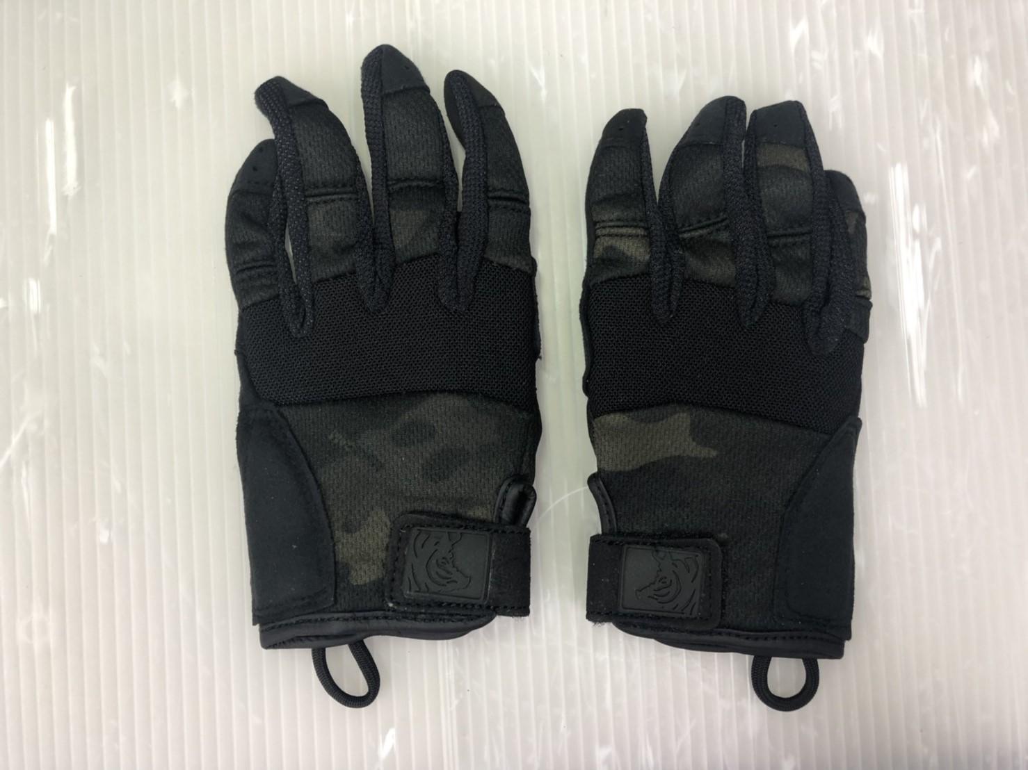 ポスト投函商品 PIG 装備品 レディース Charlie Women's Glove MCBK Mサイズ タクティカルグローブ サバゲー サバイバルゲーム 服装