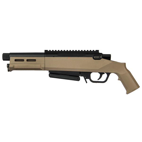 ARES AMOEBA ストライカーAS03 ボルトアクション デザートカラー (AR-AS03-DE) 海外製エアコッキングガン本体 DE エアガン 18歳以上 サバゲー 銃