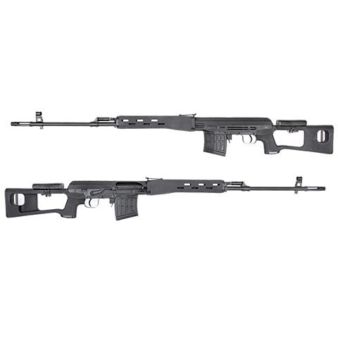 KingArms ドラグノフ SVD 電動ガン (ka-ag-64) エアガン 18歳以上 サバゲー 銃 GRBP