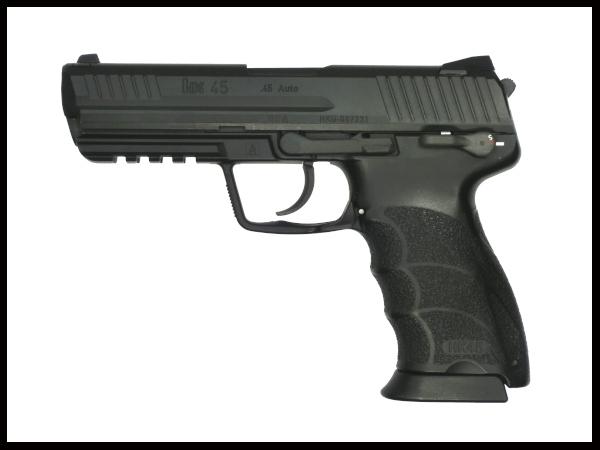 【中古】 東京マルイ:ガスハンドガン:HK45 エアガン 18歳以上 サバゲー 銃