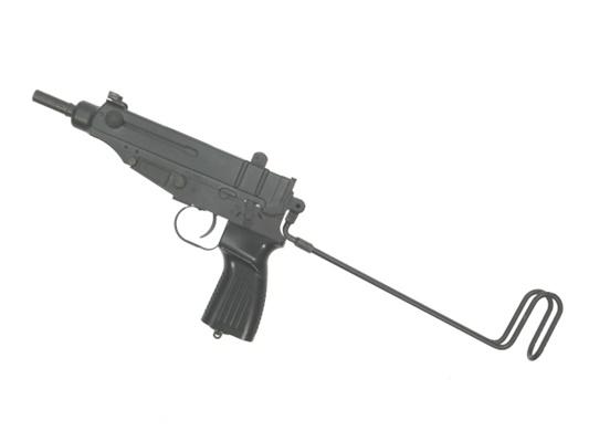 【中古】 東京マルイ:電動ガン:Vz61 スコーピオン エアガン 18歳以上 サバゲー 銃