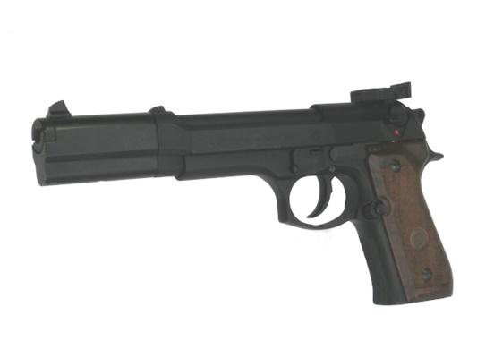 【中古】 WA:ガスハンドガン:M92F コンペティション デラックス エアガン 18歳以上 サバゲー 銃