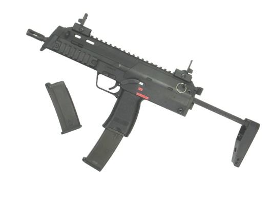 【中古】KSC:ガスブローバックガン:MP7A1 18歳以上 サバゲー 銃
