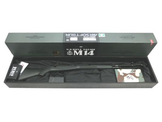 【中古】東京マルイ:電動ガン:M14 OD 18歳以上 サバゲー 銃