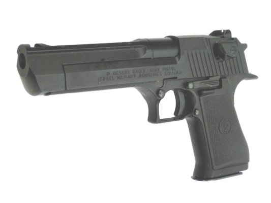 【中古】東京マルイ:ガスハンドガン :DE50AE 18歳以上 サバゲー 銃