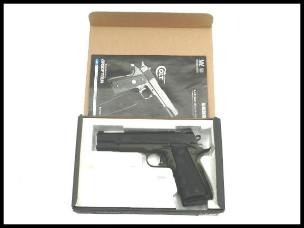 【中古】WA: ガスハンドガン: WILSON COMBAT CQB 18歳以上 サバゲー 銃