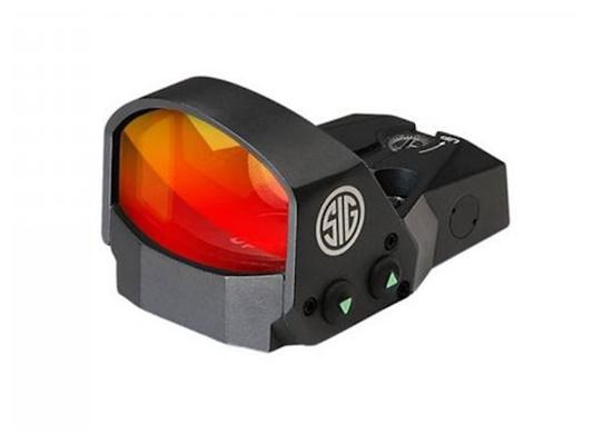SIG SAUER (シグザウエル)実物光学機器 ROMEO1 1X30mm 3MOA Red Dot BK ドットサイト ダットサイト