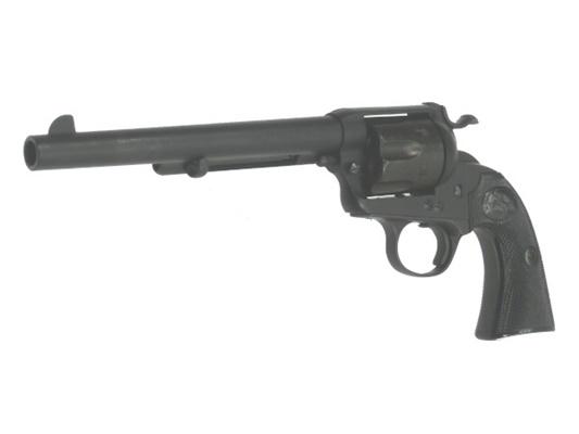 【中古】タナカワークス:ガスリボルバー:SAA Bisley モデル 18歳以上 サバゲー 銃