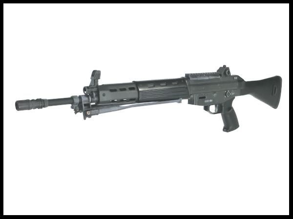 【中古】東京マルイ:電動ガン:89式固定銃床 18歳以上 サバゲー 銃