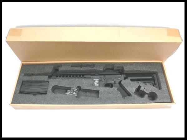 【中古】S&T:電動ガン:TROY TRX M4 18歳以上 サバゲー 銃