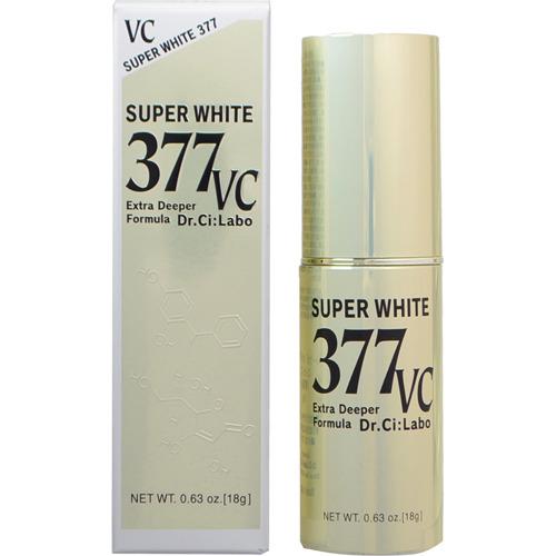 ドクターシーラボ スーパーホワイト377 VC 18g [2個セット・【メール便(送料込)】※代引・日時・時間・同梱は不可]