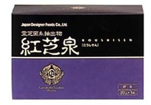 【健食】紅芝泉(原末) 30包