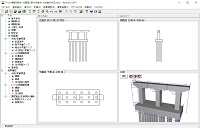 ラーメン橋脚の設計計算 Ver.3(初年度サブスクリプション)