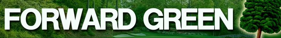 フォワードグリーン:お客様とともに、最高のゴルフライフを共有させて下さい。