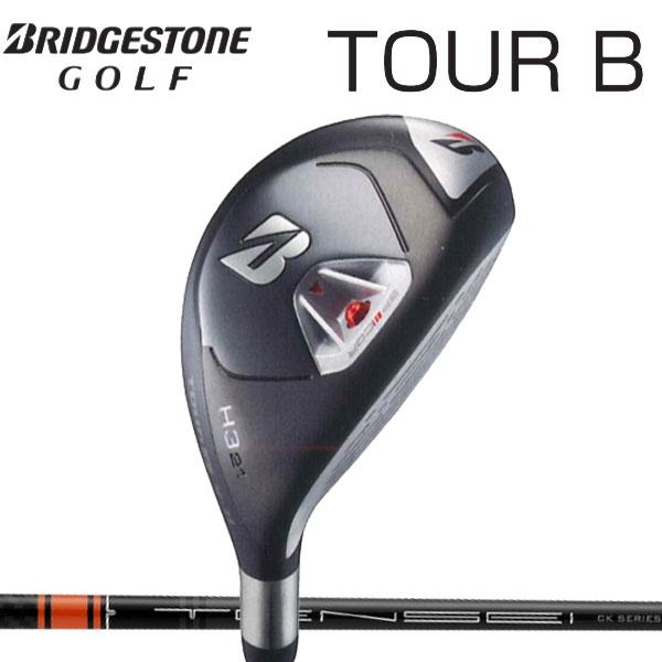 ブリヂストンゴルフ 2020 NEW ツアーB X ユーティリティ(ハイブリッド) [テンセイ CKプロ オレンジ ハイブリッドシリーズ] カーボンシャフト 三菱 TENSEI CK PRO ORANGE ハイブリッド90/80/70 BS 2020-2021ニューツアーBX TourBX X-H UT