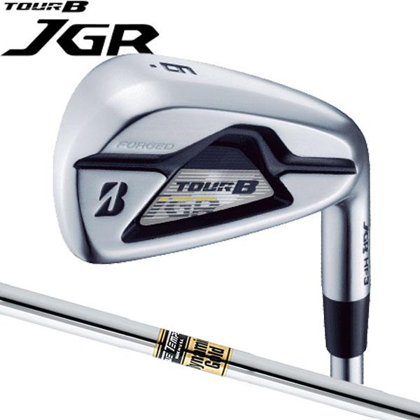 ブリヂストンゴルフ ツアーB 2020 NEW JGR HF3 アイアンセット [ダイナミックゴールドシリーズ] スチールシャフト 5本セット(#6~#9,PW)BRIDGESTONE TourB ニュー JGR 2020JGR IRON
