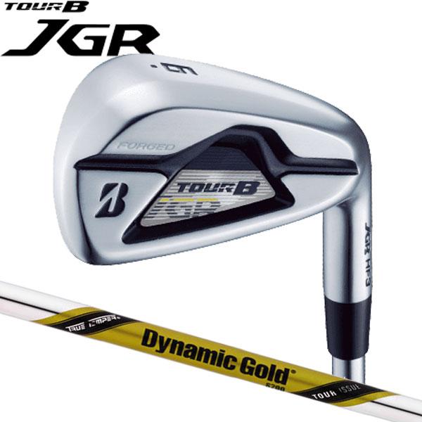 ブリヂストンゴルフ ツアーB 2020 NEW JGR HF3 アイアンセット [ダイナミックゴールド ツアーイシュー シリーズ] スチールシャフト 6本セット(#5~#9,PW) BRIDGESTONE TourB ニュー JGR 2020JGR IRON