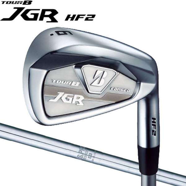 ブリヂストンゴルフ ツアーB NEW JGR HF2 飛び系フォージドアイアン アイアンセット [NS プロ Tour1150GH/1050GH/950GH シリーズ] 6本セット(#5~#9,PW) TourB ニュー JGR 2017JGR 日本シャフト NS PRO 1150/1050/950/950WF/900WF