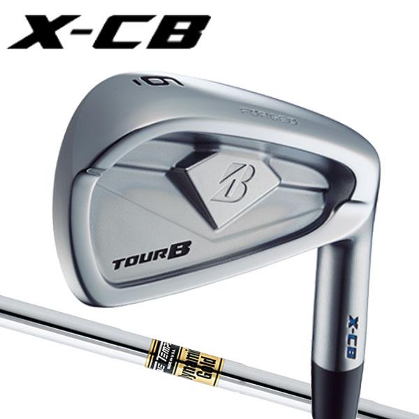 ブリヂストンゴルフ 2018NEW ツアーB X-CB (キャビティバック) アイアンセット [ダイナミックゴールドシリーズ] スチールシャフト 5本セット(#6~PW) BRIDGESTONE TourB XCB IRONX100/S400/S300/S200/R400
