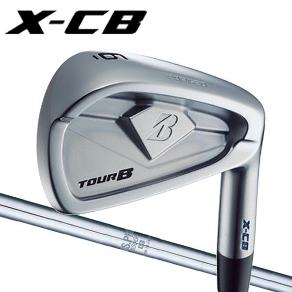 ブリヂストンゴルフ 2018NEW ツアーB X-CB (キャビティバック) アイアンセット [NS プロ 950GH シリーズ] 6本セット(#5~#9,PW) 日本シャフト NS PRO XCB