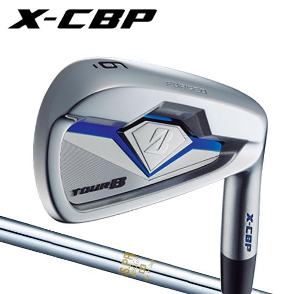 ブリヂストンゴルフ 2018NEW ツアーB X-CBP (ポケットキャビティ) アイアンセット [NS プロ 850GH シリーズ] スチールシャフト 6本セット(#5~#9,PW) 日本シャフト