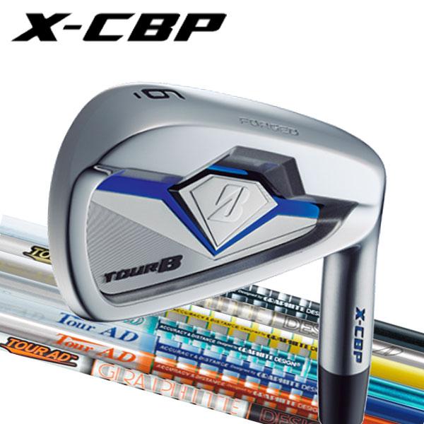 ブリヂストンゴルフ 2018NEW ツアーB X-CBP (ポケットキャビティ) アイアンセット [ツアーAD シリーズ] AD-95/75 カーボンシャフト 6本セット(#5~#9, PW) TourB XCBP IRONスタンダードブラック/TP/IZ/GP/BB/DI/MTカラー