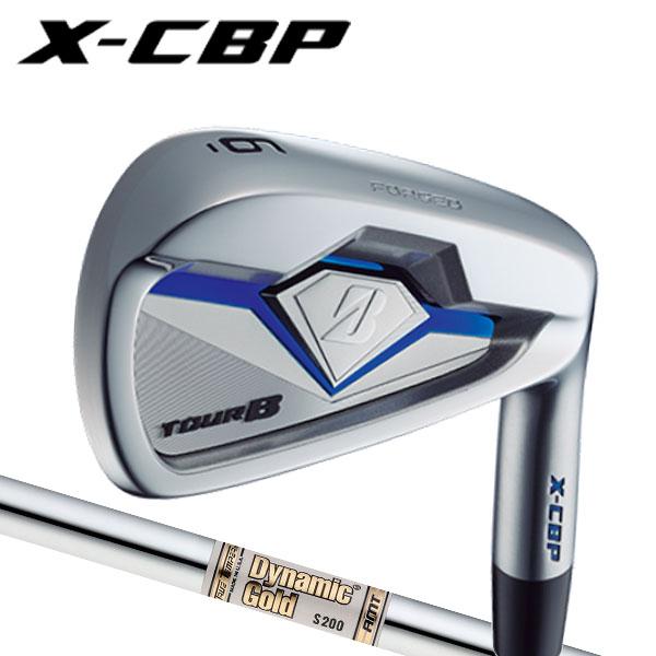 ブリヂストンゴルフ 2018NEW ツアーB X-CBP (ポケットキャビティ) アイアンセット [ダイナミックゴールド AMTシリーズ] スチールシャフト 6本セット(#5~#9,PW) BRIDGESTONE TourB XCBP IRONX100/S200