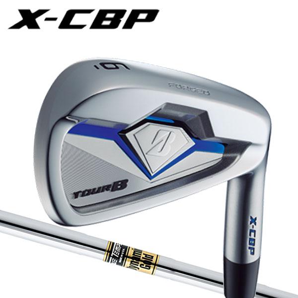 ブリヂストンゴルフ 2018NEW ツアーB X-CBP (ポケットキャビティ) アイアンセット [ダイナミックゴールドシリーズ] スチールシャフト 6本セット(#5~#9, PW) BRIDGESTONE TourB XCBP IRONX100/S400/S300/S200/R400
