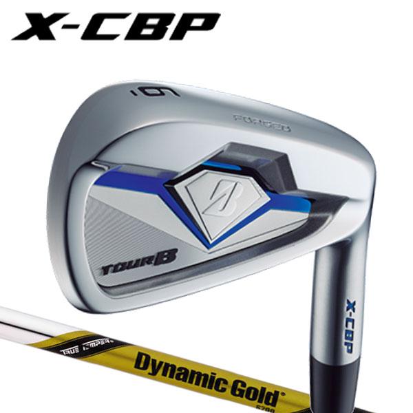 ブリヂストンゴルフ 2018NEW ツアーB X-CBP (ポケットキャビティ) アイアンセット [ダイナミックゴールド ツアーイシュー シリーズ] スチールシャフト 6本セット(#5~#9,PW) BRIDGESTONE TourB XCBP IRON