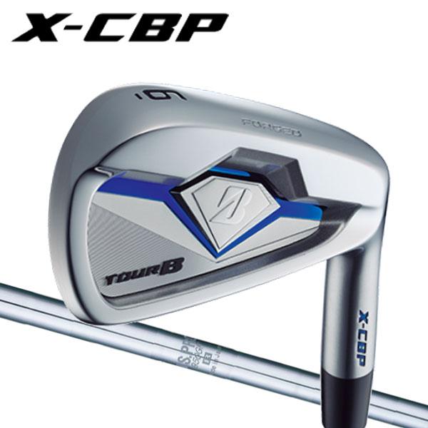 ブリヂストンゴルフ 2018NEW ツアーB X-CBP (ポケットキャビティ) アイアンセット [NS プロ 950GH シリーズ] 5本セット(#6~PW) 日本シャフト NS PRO