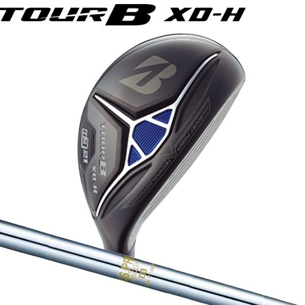 ブリヂストンゴルフ 2018NEW ツアーB XD-H ユーティリティ(ハイブリッド) [NS プロ 850GH シリーズ] スチールシャフト BRIDGESTONE TourB XDH UT 日本シャフト