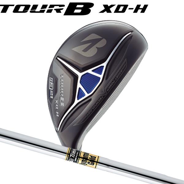 ブリヂストンゴルフ 2018NEW ツアーB XD-H ユーティリティ(ハイブリッド) [ダイナミックゴールド シリーズ] スチールシャフト BRIDGESTONE TourB XDH UT トゥルーテンパー X100/S200/S300/S400/R400