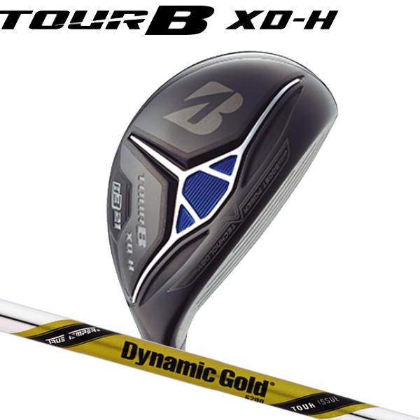 ブリヂストンゴルフ 2018NEW ツアーB XD-H ユーティリティ(ハイブリッド) [ダイナミックゴールド ツアーイシュー] (TOUR ISSUE)スチールシャフト BRIDGESTONE ツアーB XDH UT トゥルーテンパー X100/S200