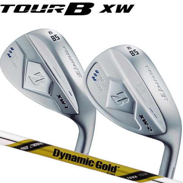 ブリヂストンゴルフ 2018NEW ツアーB XW-1 (ティアドロップ形状)/XW-2(丸型グース形状)シルバー仕上げ ウェッジ [ダイナミックゴールド ツアーイシュー] スチールシャフト BRIDGESTONE TourB XW1/XW2 WEDGE DG TOUR ISSUE X100/S200