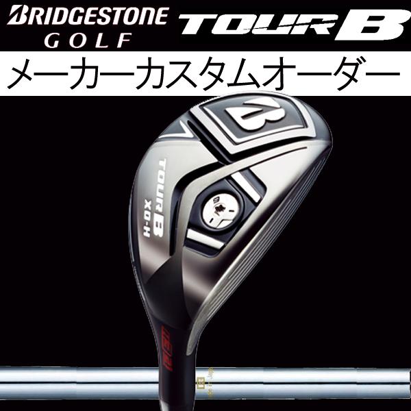 【メーカーカスタム】 ブリヂストンゴルフ ツアーB XD-H ユーティリティ [NS プロ 850GH シリーズ] スチールシャフト BRIDGESTONE TourB XDH UT 日本シャフト