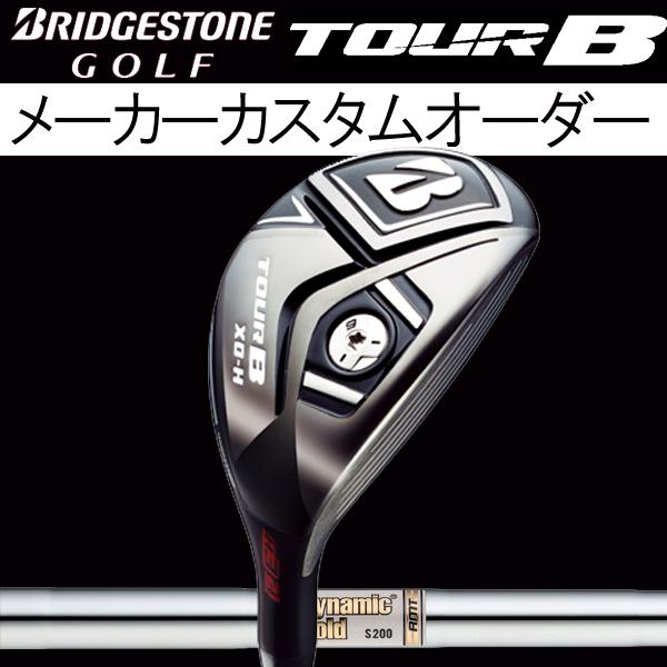 【メーカーカスタム】 ブリヂストンゴルフ ツアーB XD-H ユーティリティ [ダイナミックゴールド AMTシリーズ] スチールシャフト BRIDGESTONE TourB XDH UT トゥルーテンパー X100/S200