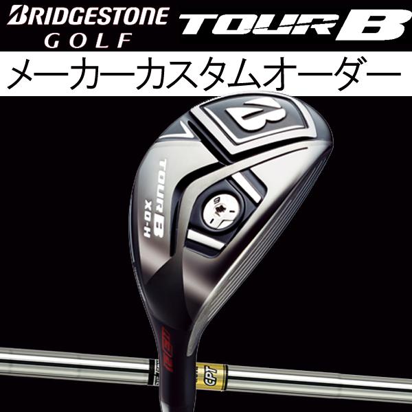 【メーカーカスタム】 ブリヂストンゴルフ ツアーB XD-H ユーティリティ [ダイナミックゴールド CPTシリーズ] スチールシャフト BRIDGESTONE TourB XDH UT トゥルーテンパー X100/S200