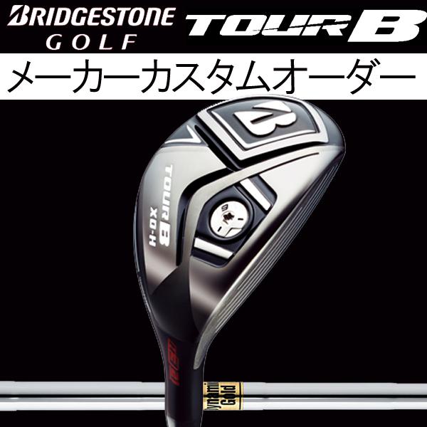 【メーカーカスタム】 ブリヂストンゴルフ ツアーB XD-H ユーティリティ [ダイナミックゴールド シリーズ] スチールシャフト BRIDGESTONE TourB XDH UT トゥルーテンパー X100/S200/S300/S400/R400