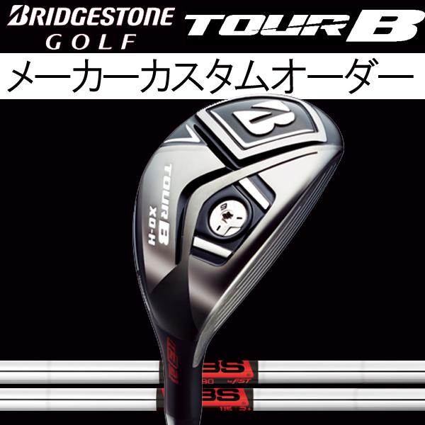 【メーカーカスタム】 ブリヂストンゴルフ ツアーB XD-H ユーティリティ [KBS シリーズ] KBS Tour/Tour 90スチールシャフト BRIDGESTONE TourB XDH UT プロアパンセ