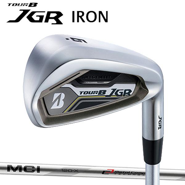 ブリヂストンゴルフ ツアーB 2020 JGRアイアンセット [フジクラMCI シリーズ] MCI80/70カーボンシャフト 4本セット(#7~#9,PW)BRIDGESTONE TourB JGR 2020JGR IRON