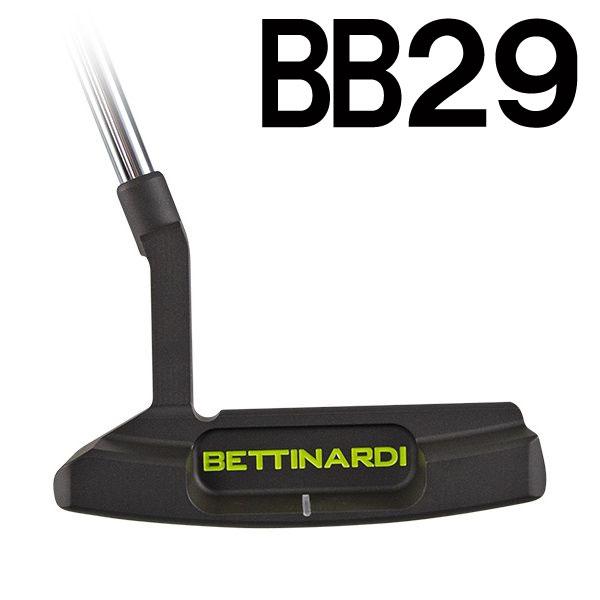 ベティナルディBBシリーズ BB29 パター (ピン型) BETTINARDI BB SERIES PUTTER