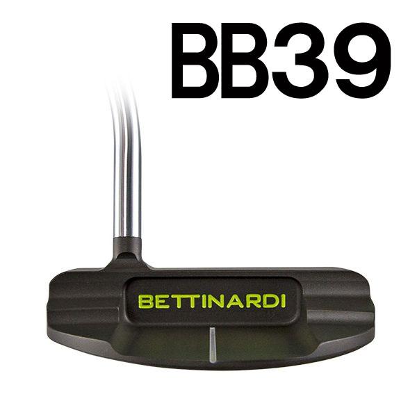 ベティナルディBBシリーズ BB39 パター (マレット型) BETTINARDI BB SERIES PUTTER