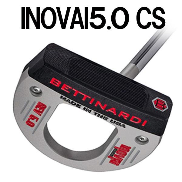 ベティナルディイノベイシリーズ イノベイ5.0センターシャフト パター (ネオマレット型) BETTINARDI inovai Center SERIES PUTTER