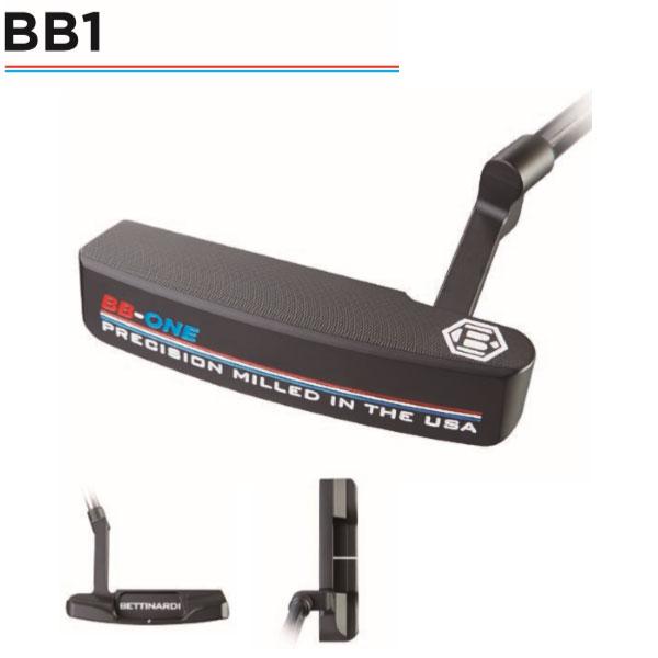 ベティナルディBBシリーズ BB1 パター (ピン型) BETTINARDI BB SERIES PUTTER