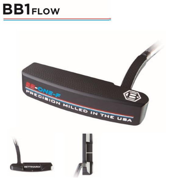ベティナルディBBシリーズ BB1フロー(FLOW) パター (ピン型) BETTINARDI BB SERIES PUTTER