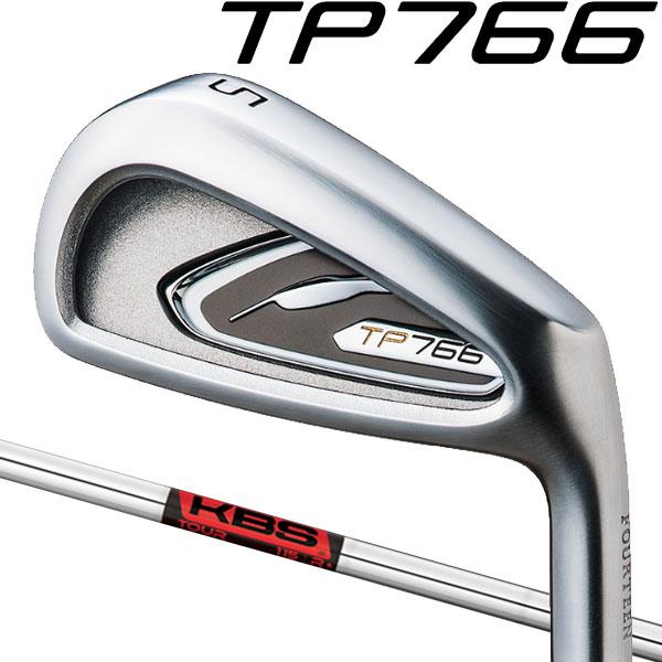 フォーティーン TP-766 アイアン アイアンセット [KBS シリーズ] KBS Tour/Tour 90スチールシャフト 5本セット(#6~#9,PW) FOURTEEN TP766ポケットキャビティ・セミアスリートアイアン
