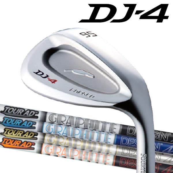 フォーティーン DJ-4 ウェッジ [ツアーAD シリーズ] AD-115/105 タイプ2 スタンダードブラック/VR/IZ/TP (Tour AD) カーボンシャフト FOURTEEN DJ4