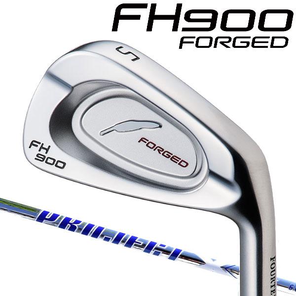 フォーティーン FH900 フォージド アイアン [プロジェクトX シリーズ] プロジェクトX LZ スチールシャフト 5本セット(#6~#9,PW) FOURTEEN FH-900 FORGED 軟鉄 PROJECT X LZ