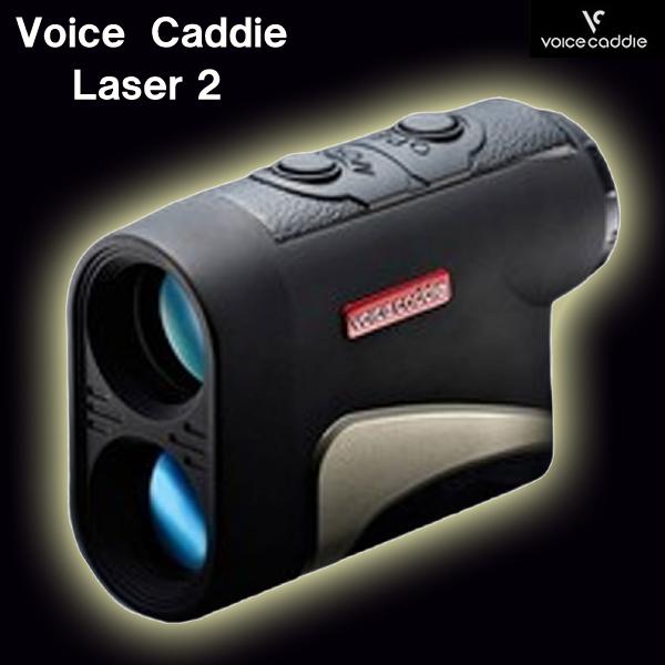 ボイスキャディ レーザー2 L2 レーザータイプ距離計測器(レーザー型距離計測器)Golf Voice Caddie Laser2 ポイント